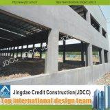 Bâtiment en acier d'usine de construction de coût bas
