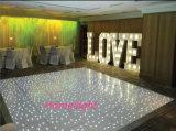 16*16FT, LED 별빛 댄스 플로워 12*12FT LED 별 춤 도와의 감각 별에서 무용
