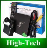 Android TV Box récepteur satellite DVB S2, Smart tuner DVB-S2 Set Top Box, Dual Core Aml8726-MX, XBMC Multi Media Player, C/Ku band