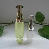 Probesatz-kosmetische Lotion-Flasche