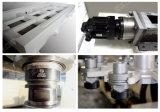 Mini 5 máquina do CNC do router 24000rpm do CNC da linha central para a fatura do molde