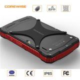 PC da tabuleta com o leitor do smart card de RFID, leitor de impressão digital de Bluetooth