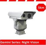 Visão nocturna de longo alcance da câmara IP de Vigilância de Segurança o ONVIF 50MK