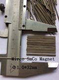 Grado del magnete di SmCo di prezzi bassi Ck-062