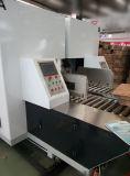 Máquina pré-dobrada de bloqueio de carrinhos de papel de preenchimento automático