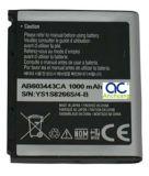 Batterie de téléphone mobile pour Samsung AB603443ca
