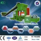 máquina de fabricación de ladrillos de carretera Curbstone