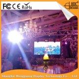 P3 video visualizzazione di LED completa dell'interno della parete di colore LED