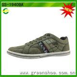 Tennisschoen Foowear van de Schoenen van de Vrije tijd van de Schoenen van de Mens van Greenshoe de Toevallige Vlakke