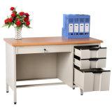 Vector del metal del sitio de trabajo de las especificaciones de los muebles de oficinas