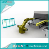 Linhas de Produção de forno de têmpera de vidro e a máquina
