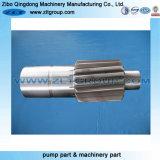 Todos os tipos de aço desgaste resistente usinagem parte eixo