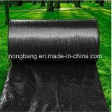 A China a venda directa de fábrica de PP preto Tapete de Ervas Daninhas