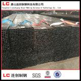 Cuadrado hueco de la sección/tubo de acero rectangular hecho en China