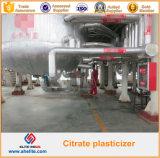 Fabricante de plastificante citrato de alimentação como plastificante