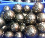 Esfera de pirita de pedra semi preciosa