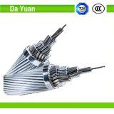 Alambre y cable descubiertos de arriba del aluminio ACSR para los estándares del IEC de ASTM BS
