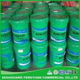 Deklaag van het Dak van het Cement van het Polymeer van Js de Waterdichte voor Dak