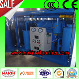 L'olio del fornitore ricicla la pianta di filtro, macchina di trattamento dell'olio del trasformatore di vuoto