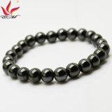 Htb001 Bracelet en perles à haute qualité en perle à hématite