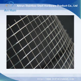 ステンレス鋼の溶接されたウサギのケージの金網