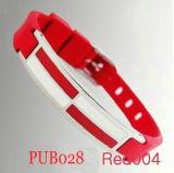 2012 Fashion мощность магнитов силиконовый браслет (PUB026)