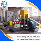 200-300kg/H Nahrung- für Haustiereaufbereitende Zeile, Fisch-Nahrungsmittelmaschine