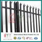 公園のためのステンレス鋼の柵の/W囲う様式のヨーロッパの塀