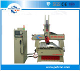 Woodworking Brand 1325년 USB를 위한 새로운 4 Axis CNC Engraving Machine Port