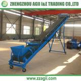 Transportador de correa de la capacidad grande del alto rendimiento para el pedazo de madera