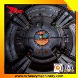 太字のトンネルのボーリング機械