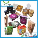 도매에 의하여 주문을 받아서 만들어지는 고품질 판지 포장 판지 상자