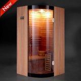 Het houten Kabinet van de Sauna van de Stoom aan Goede Gezondheid (SR8J3003)