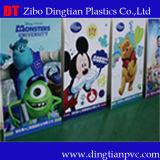 Tablero impreso Customed famoso de la espuma del PVC del fabricante para hacer publicidad de la muestra