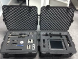 Machine de test en ligne portable pour les soupapes de sécurité pour l'industrie chimique