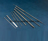 Plastic Mould DIN Shoulder Ejector Pin ISO Type (AISI H13 Type XZA04)