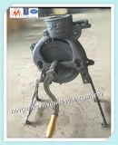 Décortiqueur de fer de batteuse de maïs de maïs d'exécution manuelle