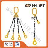 Grade 80 Chain Sling / G80 Alloy Chain Sling / G80 Levantando Chain Sling