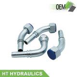28641 China Fabrik-Edelstahl Bsp hydraulische Schlauch-Befestigung