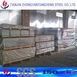 Piatto della lega di alluminio 1060 della superficie 3003 del laminatoio nelle azione di alluminio del piatto