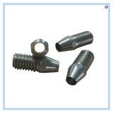 Bouchon de tuyauterie par traitement d'usinage CNC