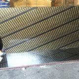 WBPのフェノールの接着剤の防水型枠/Construction/Filmは合板に直面した