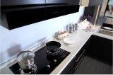 ベージュメラミン木の食器棚(zs-027)