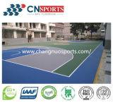 Het professionele Vloeren van de Sporten van het Hof van het Basketbal/van het Volleyball/van het Badminton/van de Gymnastiek