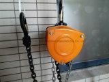 Оборудование Hsc портативное профессиональное поднимаясь блок руки 10 тонн ручной цепной