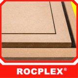 MDF отливая Rocplex в форму, доску плотности Fiberboad среднюю