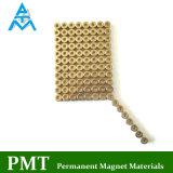 N38 de MiniMagneet van het Neodymium van de Ring met Magnetisch Materiaal NdFeB