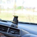 Anti-Slip держатель держателя автомобиля приборной панели Crad телефона окна лобового стекла струбцины силикона