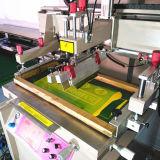 Hoja Vertical Automática de la impresora de serigrafía con secador UV