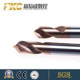 Fxc 120mm Bits van Spotter van het Carbide voor Scherp Staal